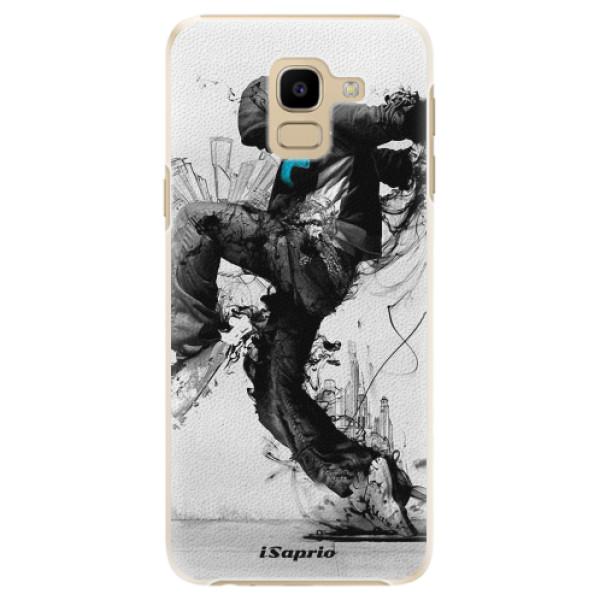 Plastové pouzdro iSaprio - Dance 01 - Samsung Galaxy J6
