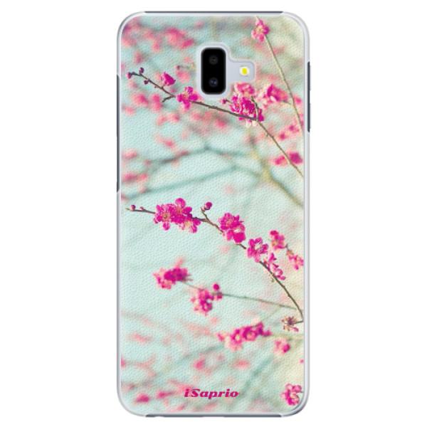 Plastové pouzdro iSaprio - Blossom 01 - Samsung Galaxy J6+