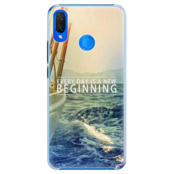 Plastové pouzdro iSaprio - Beginning - Huawei Nova 3i