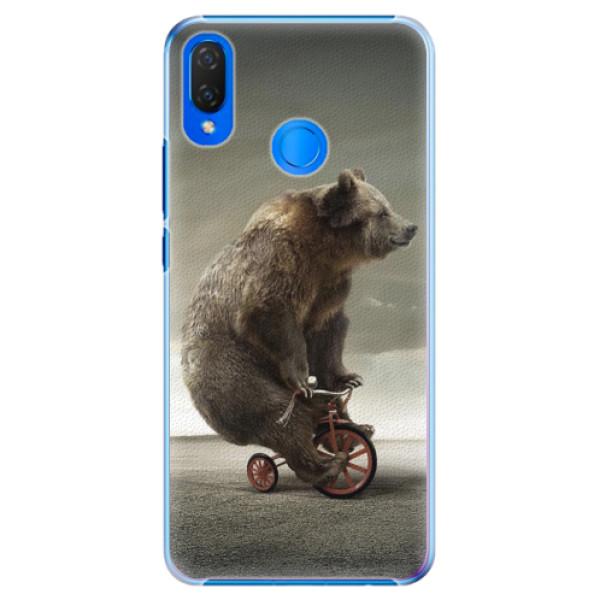 Plastové pouzdro iSaprio - Bear 01 - Huawei Nova 3i