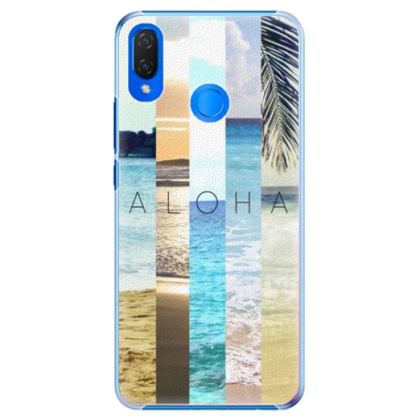 Plastové pouzdro iSaprio - Aloha 02 - Huawei Nova 3i