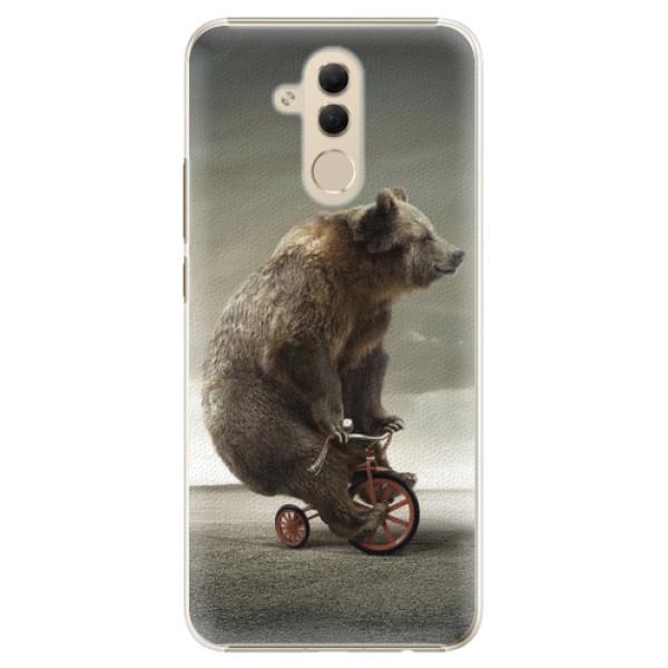 Plastové pouzdro iSaprio - Bear 01 - Huawei Mate 20 Lite