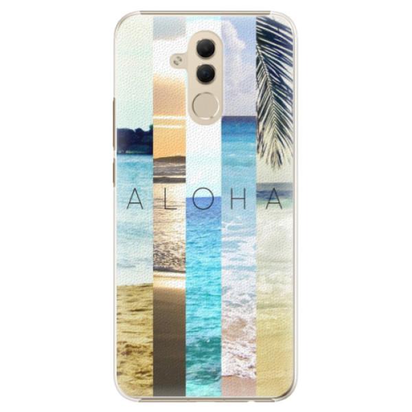 Plastové pouzdro iSaprio - Aloha 02 - Huawei Mate 20 Lite