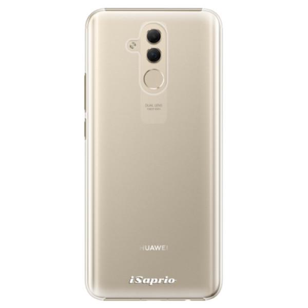Plastové pouzdro iSaprio - 4Pure - mléčný bez potisku - Huawei Mate 20 Lite