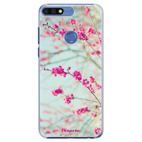 Plastové pouzdro iSaprio - Blossom 01 - Huawei Honor 7C