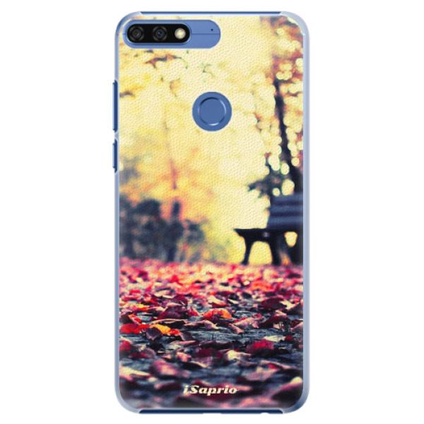 Plastové pouzdro iSaprio - Bench 01 - Huawei Honor 7C
