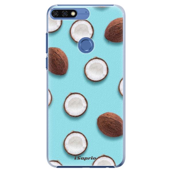 Plastové pouzdro iSaprio - Coconut 01 - Huawei Honor 7C