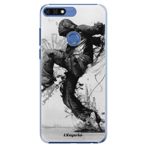 Plastové pouzdro iSaprio - Dance 01 - Huawei Honor 7C
