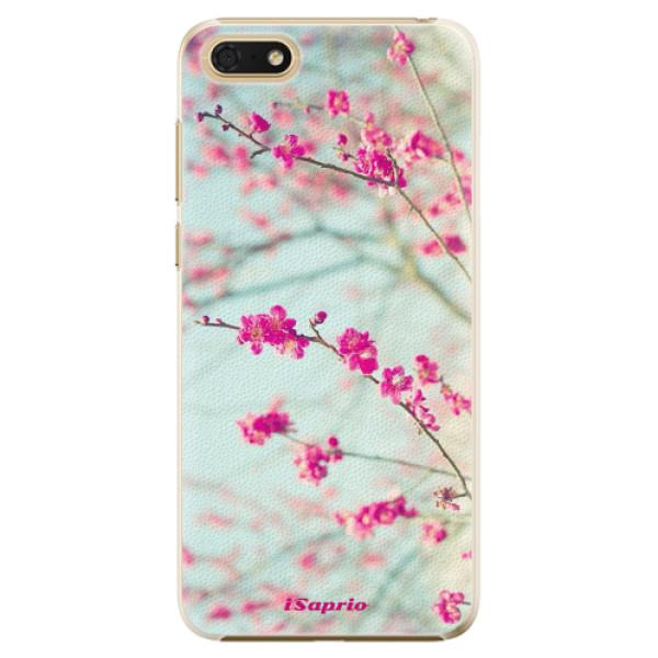 Plastové pouzdro iSaprio - Blossom 01 - Huawei Honor 7S