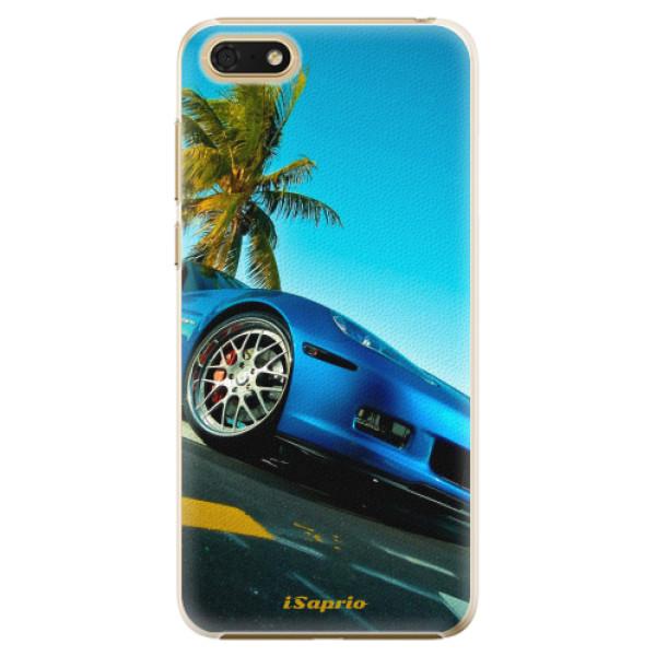 Plastové pouzdro iSaprio - Car 10 - Huawei Honor 7S