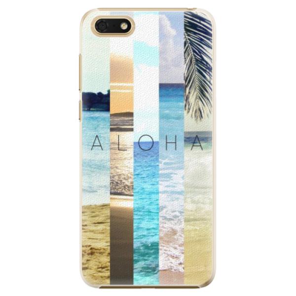 Plastové pouzdro iSaprio - Aloha 02 - Huawei Honor 7S