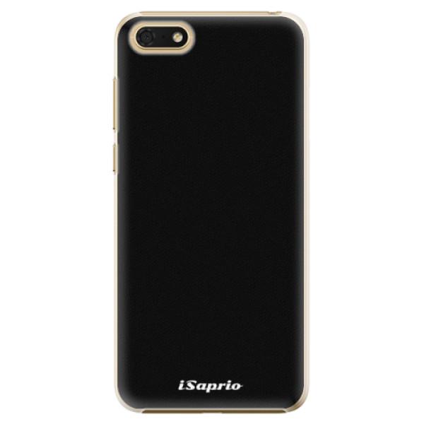 Plastové pouzdro iSaprio - 4Pure - černý - Huawei Honor 7S