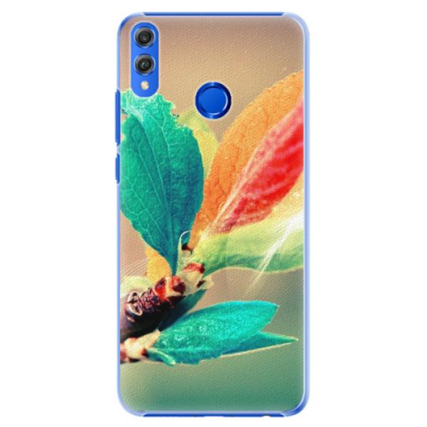 Plastové pouzdro iSaprio - Autumn 02 - Huawei Honor 8X
