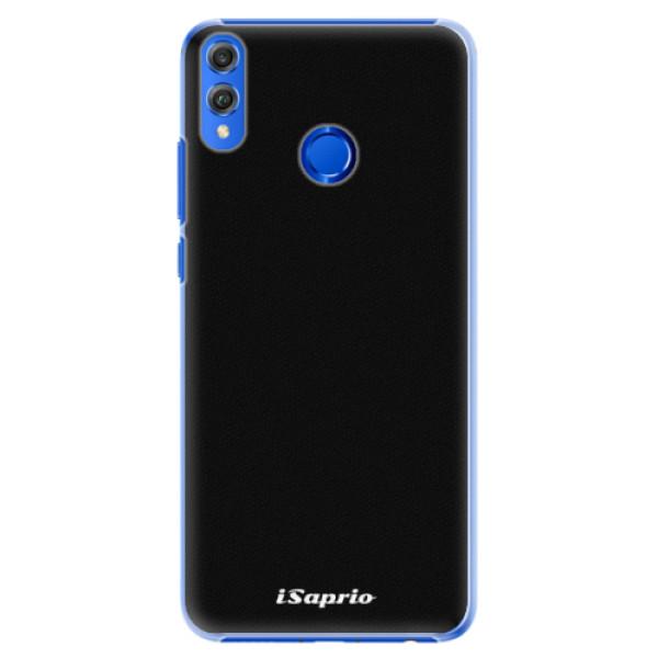Plastové pouzdro iSaprio - 4Pure - černý - Huawei Honor 8X