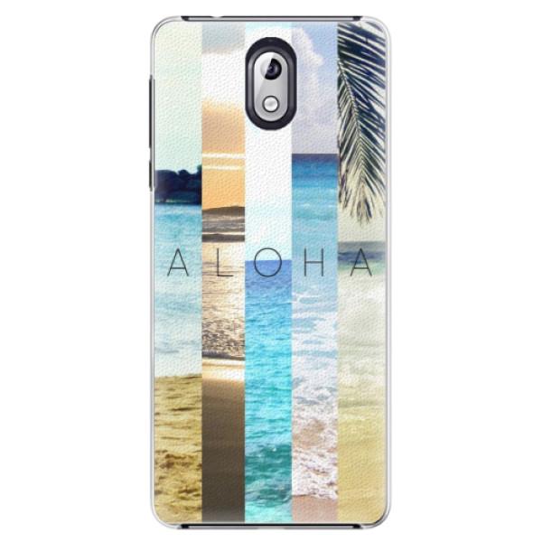 Plastové pouzdro iSaprio - Aloha 02 - Nokia 3.1