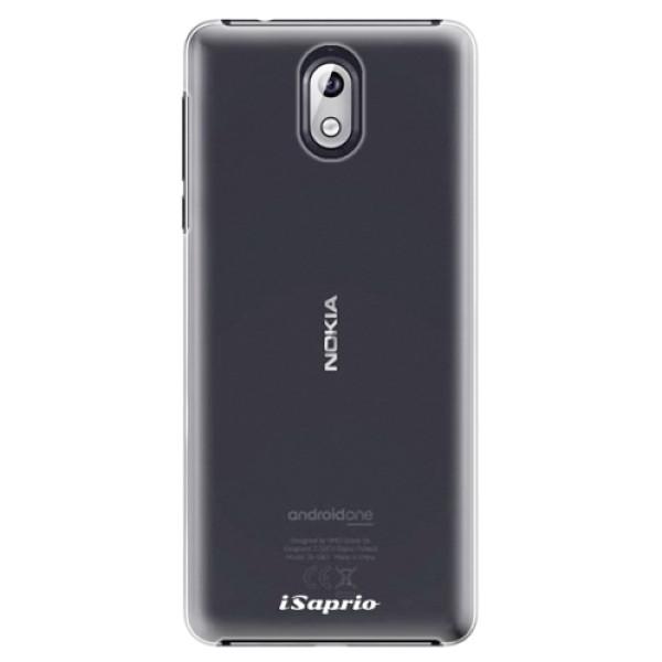 Plastové pouzdro iSaprio - 4Pure - mléčný bez potisku - Nokia 3.1