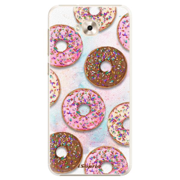 Plastové pouzdro iSaprio - Donuts 11 - Asus ZenFone 4 Selfie ZD553KL