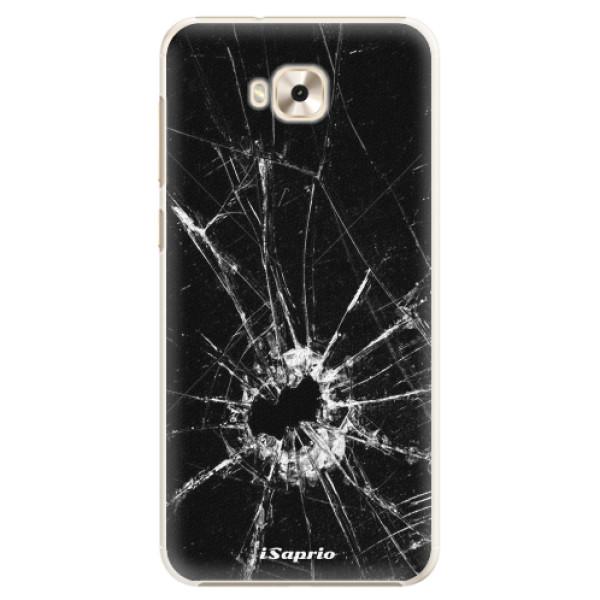 Plastové pouzdro iSaprio - Broken Glass 10 - Asus ZenFone 4 Selfie ZD553KL