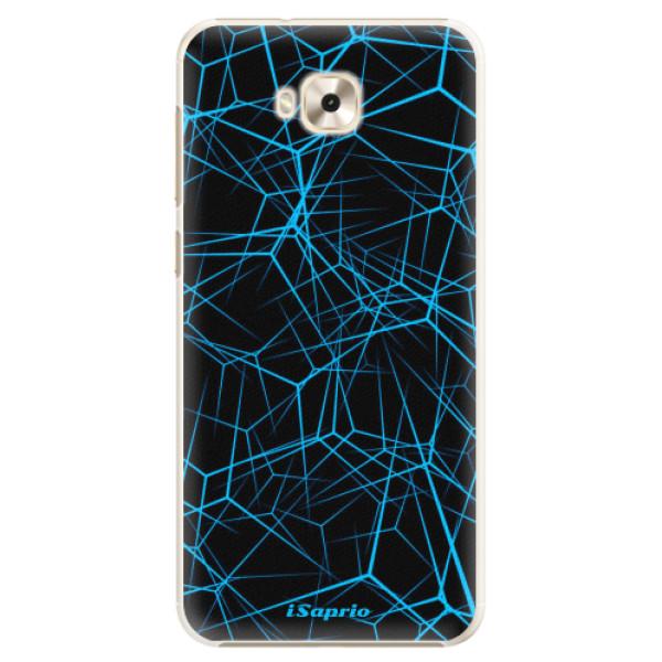 Plastové pouzdro iSaprio - Abstract Outlines 12 - Asus ZenFone 4 Selfie ZD553KL