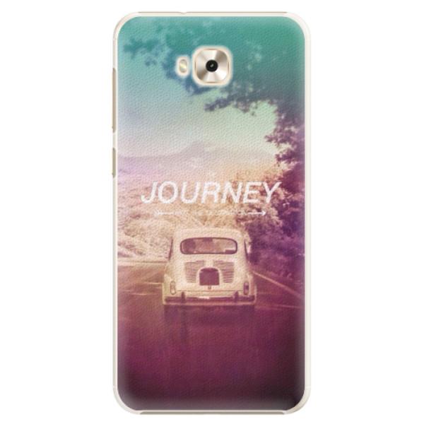 Plastové pouzdro iSaprio - Journey - Asus ZenFone 4 Selfie ZD553KL