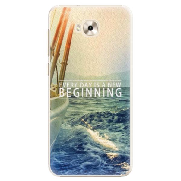 Plastové pouzdro iSaprio - Beginning - Asus ZenFone 4 Selfie ZD553KL