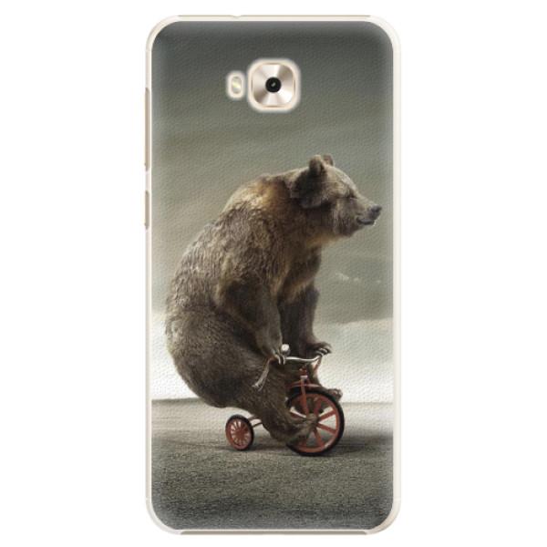 Plastové pouzdro iSaprio - Bear 01 - Asus ZenFone 4 Selfie ZD553KL