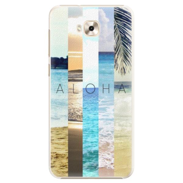Plastové pouzdro iSaprio - Aloha 02 - Asus ZenFone 4 Selfie ZD553KL