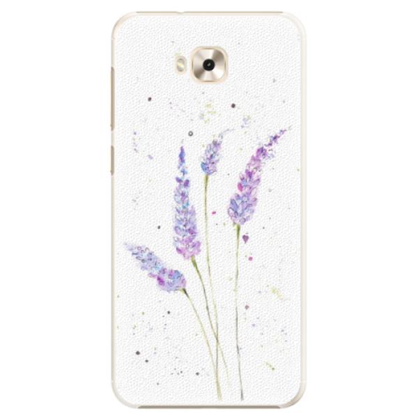 Plastové pouzdro iSaprio - Lavender - Asus ZenFone 4 Selfie ZD553KL