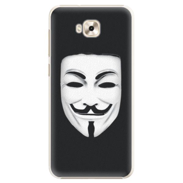 Plastové pouzdro iSaprio - Vendeta - Asus ZenFone 4 Selfie ZD553KL