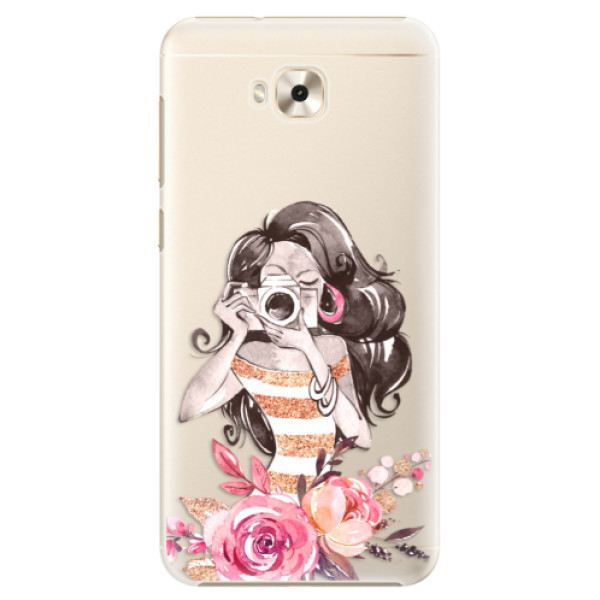Plastové pouzdro iSaprio - Charming - Asus ZenFone 4 Selfie ZD553KL