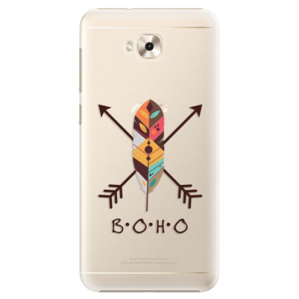 Plastové pouzdro iSaprio - BOHO - Asus ZenFone 4 Selfie ZD553KL