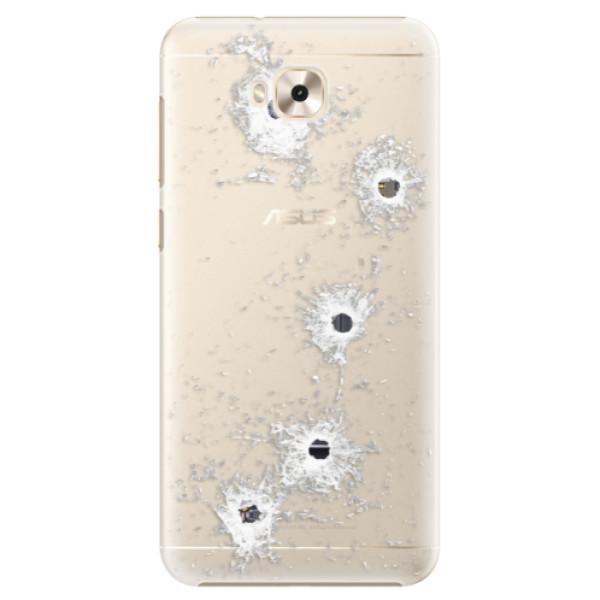 Plastové pouzdro iSaprio - Gunshots - Asus ZenFone 4 Selfie ZD553KL