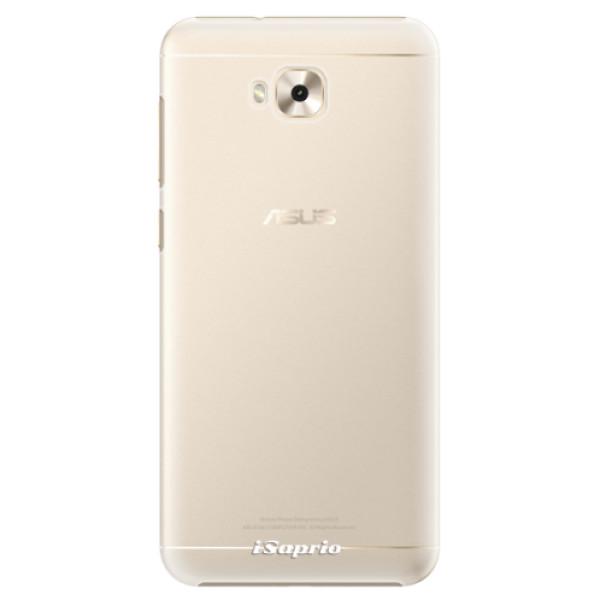 Plastové pouzdro iSaprio - 4Pure - mléčný bez potisku - Asus ZenFone 4 Selfie ZD553KL