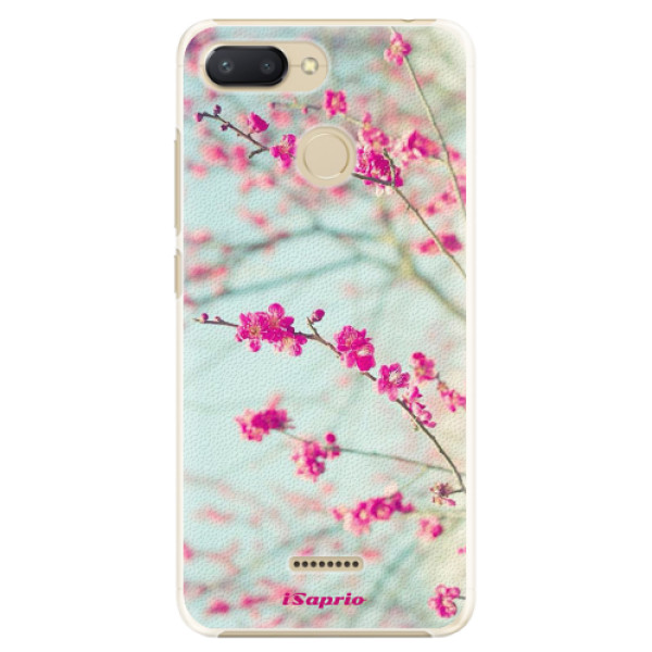 Plastové pouzdro iSaprio - Blossom 01 - Xiaomi Redmi 6