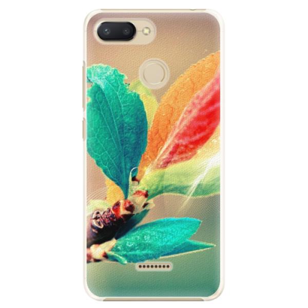 Plastové pouzdro iSaprio - Autumn 02 - Xiaomi Redmi 6