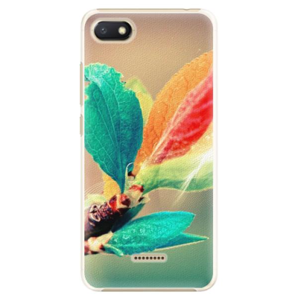 Plastové pouzdro iSaprio - Autumn 02 - Xiaomi Redmi 6A