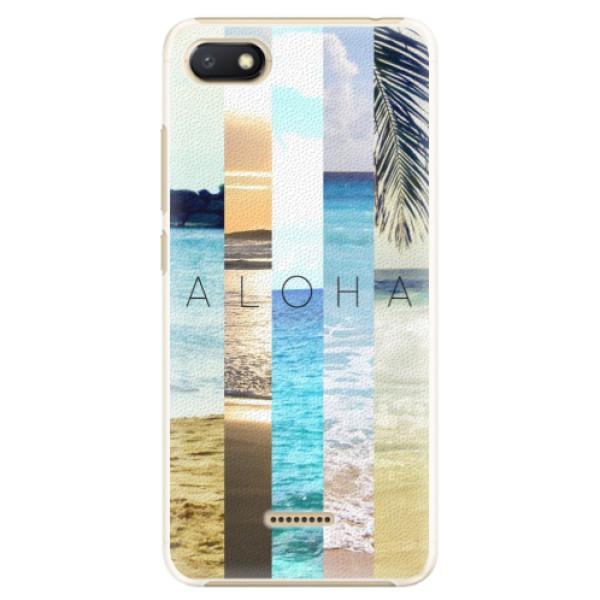Plastové pouzdro iSaprio - Aloha 02 - Xiaomi Redmi 6A