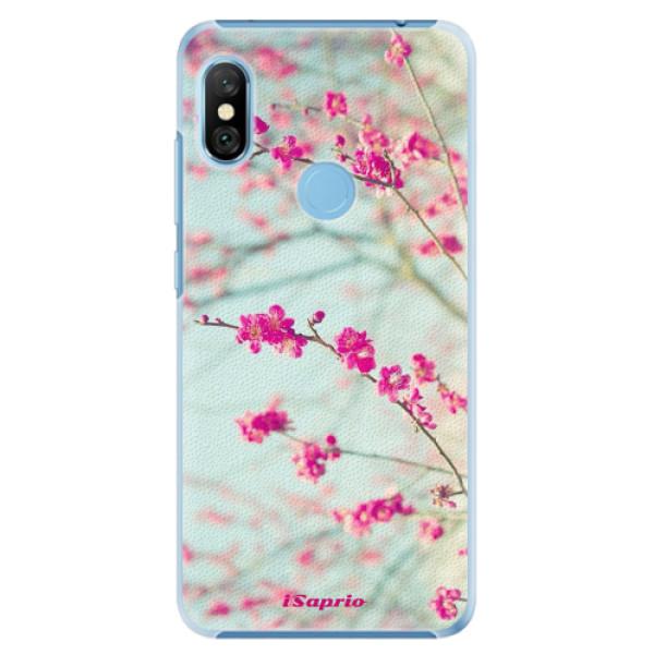 Plastové pouzdro iSaprio - Blossom 01 - Xiaomi Redmi Note 6 Pro