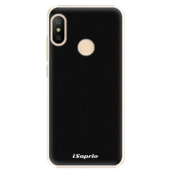 Plastové pouzdro iSaprio - 4Pure - černý - Xiaomi Mi A2 Lite