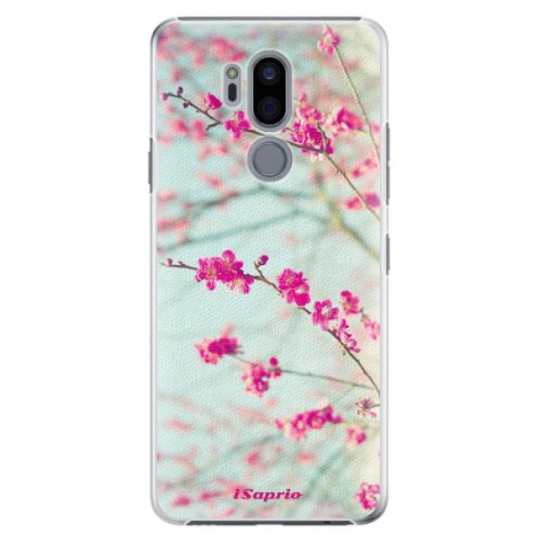 Plastové pouzdro iSaprio - Blossom 01 - LG G7