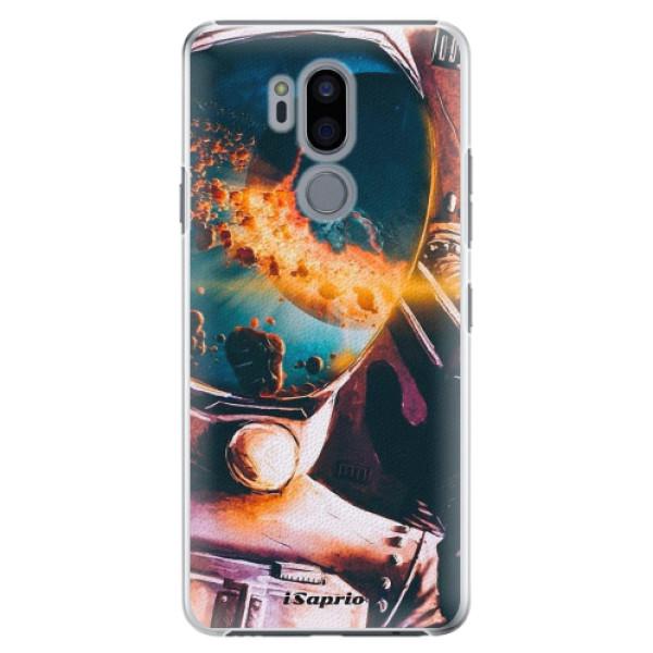 Plastové pouzdro iSaprio - Astronaut 01 - LG G7
