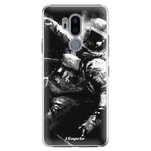 Plastové pouzdro iSaprio - Astronaut 02 - LG G7