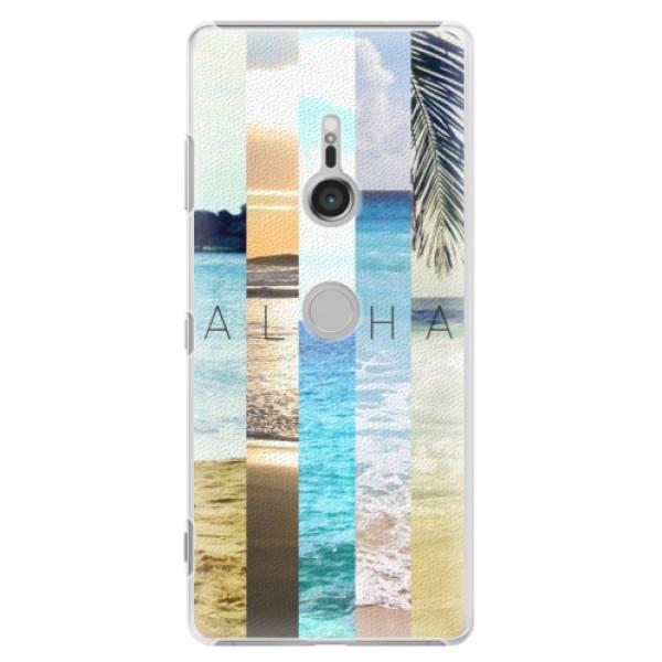 Plastové pouzdro iSaprio - Aloha 02 - Sony Xperia XZ3