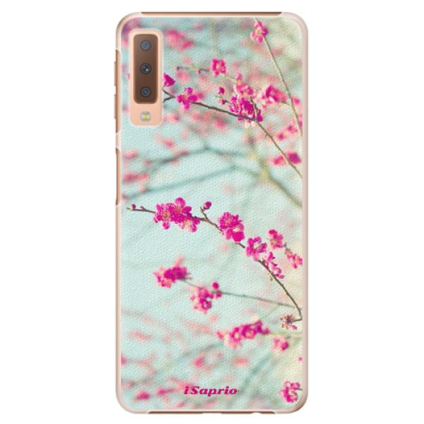 Plastové pouzdro iSaprio - Blossom 01 - Samsung Galaxy A7 (2018)