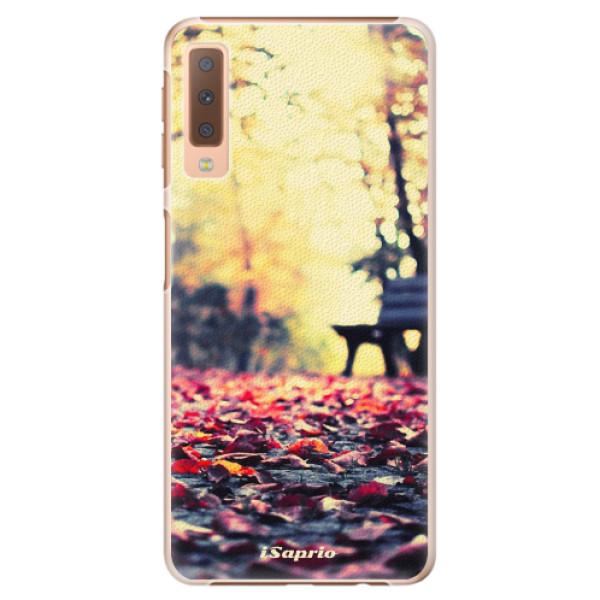 Plastové pouzdro iSaprio - Bench 01 - Samsung Galaxy A7 (2018)