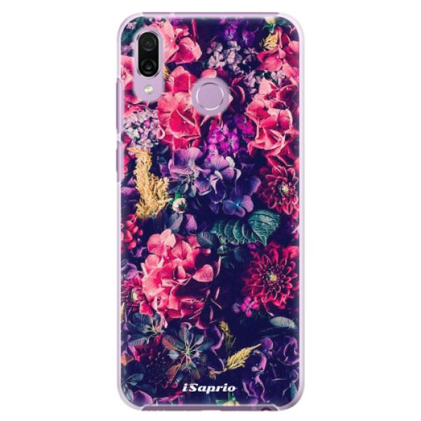 Plastové pouzdro iSaprio - Flowers 10 - Huawei Honor Play