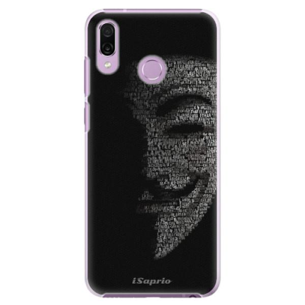 Plastové pouzdro iSaprio - Vendeta 10 - Huawei Honor Play