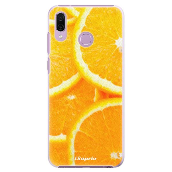 Plastové pouzdro iSaprio - Orange 10 - Huawei Honor Play