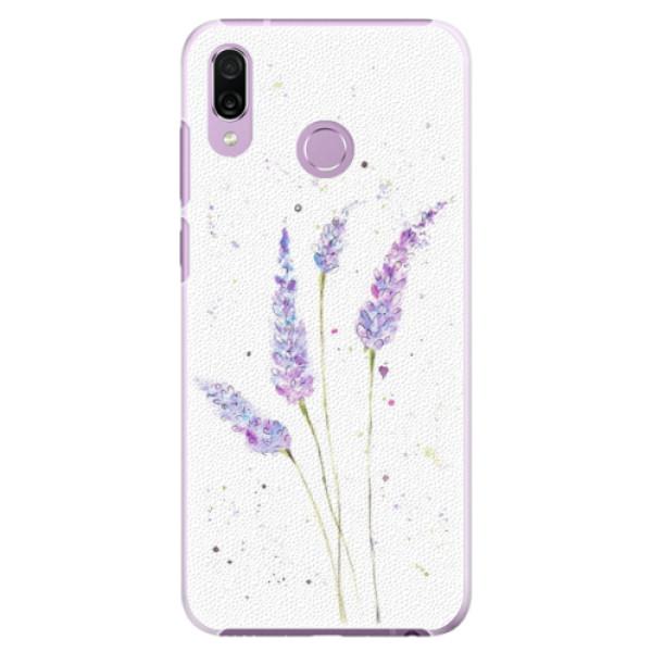 Plastové pouzdro iSaprio - Lavender - Huawei Honor Play