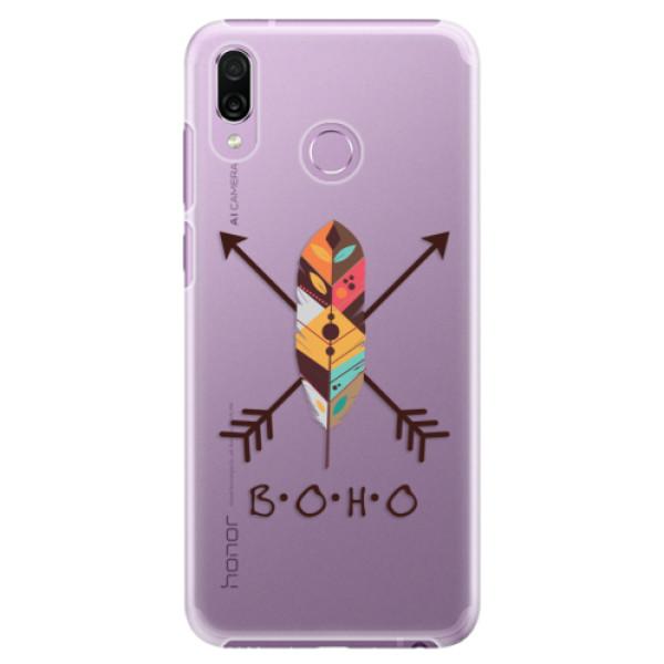 Plastové pouzdro iSaprio - BOHO - Huawei Honor Play
